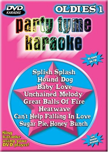 Party Tyme Karaoke: Oldies 1 /  Various