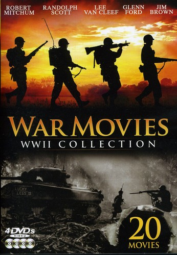 War Movies: WW II Collection