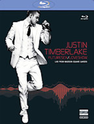Futuresex/ Loveshow Live From Madison Square Garden