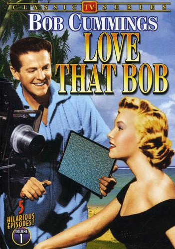 Love That Bob, Vol. 1-3 [B&W] [TV Show] [ 3 Discs] [15 Episodes]