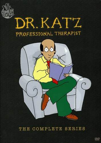 Dr. Katz: Professional Therapist: The Complete Series [Full Frame] [13 Discs] [Digipak In Cigar Box] [Sensormatic]