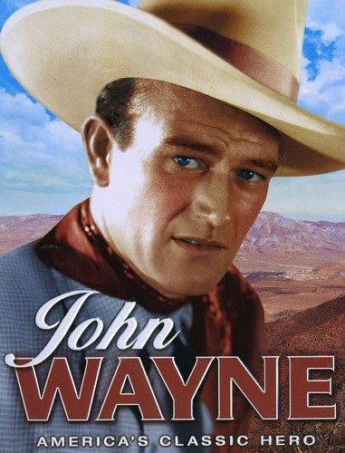 John Wayne: America's Classic Hero [Tin Packaging]