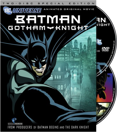 Batman: Gotham Knight [Widescreen] [Special Edition] [2 Discs]