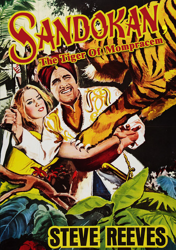 Sandokan the Tiger of Mompr