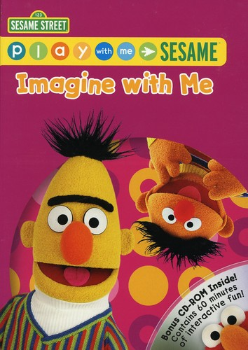 Imagine with Me: Play with Me Sesame