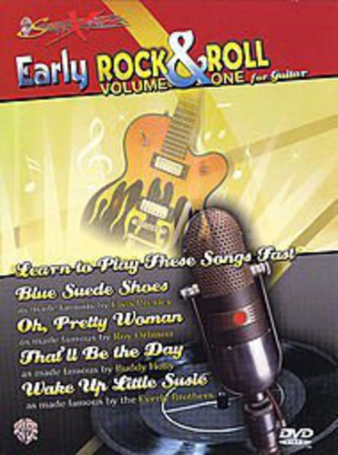 Songxpress: Early Rock & Roll, Vol. 1 [Instructional]