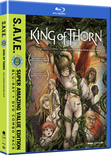 King Of Thorn: The Movie - S.A.V.E.