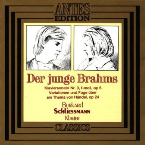 Young Brahms /  PN Son No 3 /  Variations