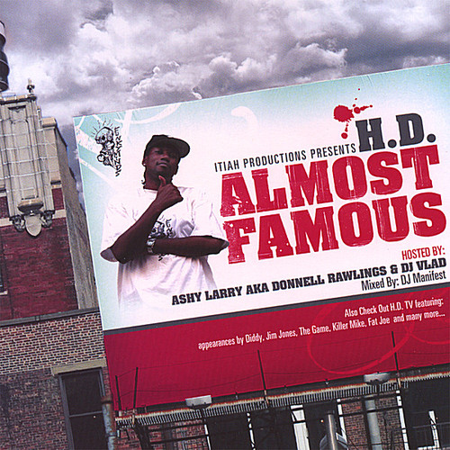 Almost Famous Mixtape Hosted By Ashy Larry