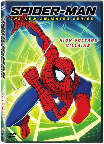Spider-Man - New Anim Series: High Voltage Villain