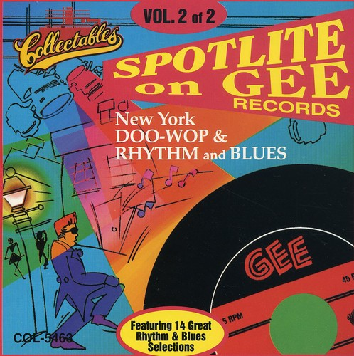 Gee Records Doo Wop Rhythm & Blues 2 /  Various