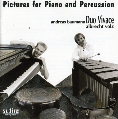 Music for Piano & Percussion