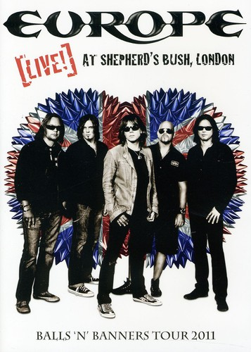 Live! At Shepherd's Bush, London