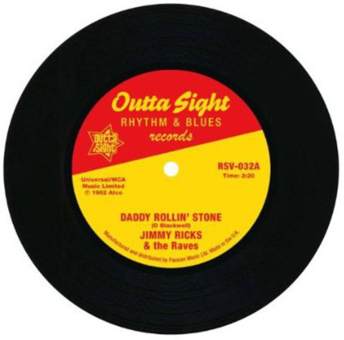 Daddy Rollin' Stone/ Bad Man of Missouri [Import]