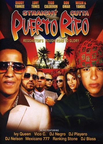 Straight Outta Puerto Rico [Widescreen]
