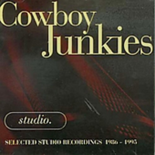 Studio: Selected Studio Recordings 1986-95 [Import]