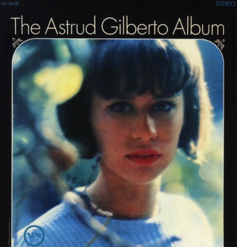 Astrud Gilberto Album [Import]
