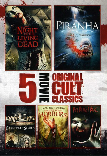 5-Movie Original Cult Classics: Volume 2