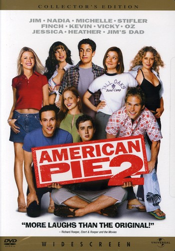 American Pie 2 [WS] [Collector's Edition] [With Movie Cash]