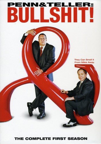 Penn & Teller Bullshit: The Complete First Season