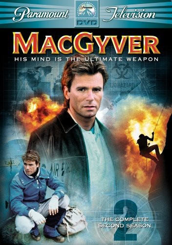 MacGyver: The Complete Second Season