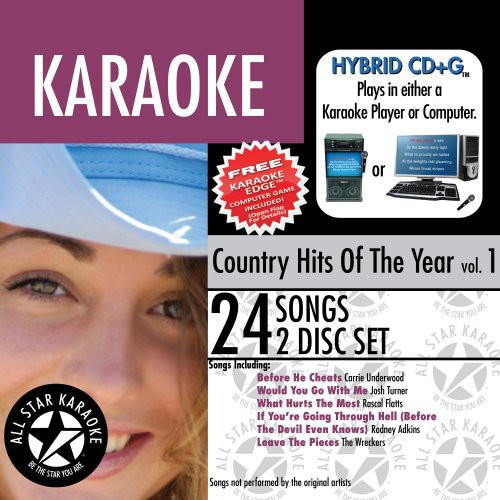 Karaoke: Country Hits of the Year