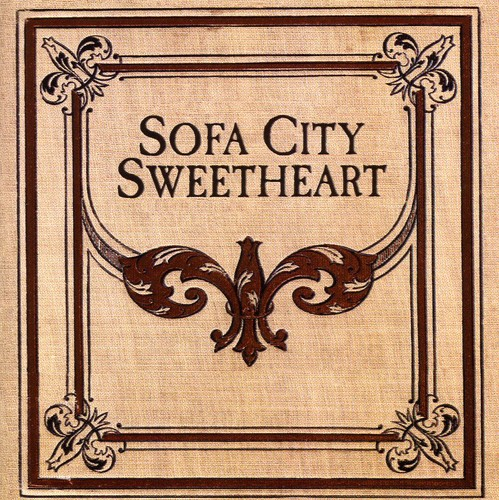 Sofa City Sweetheart