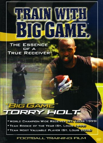 Train with Big Game: Torry Holt