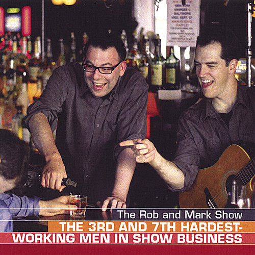 3rd & 7th Hardest Working Men in Show Business