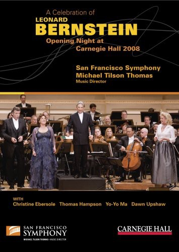 Celebration of Leonard Bernstein : Opening Night