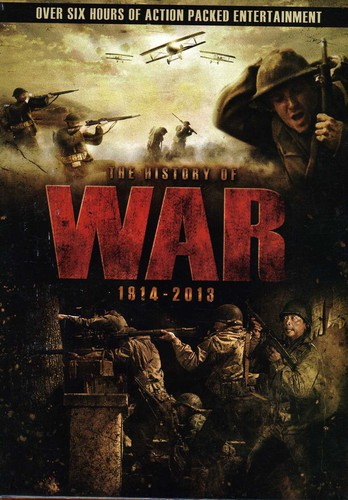 The History of War 1914-2013
