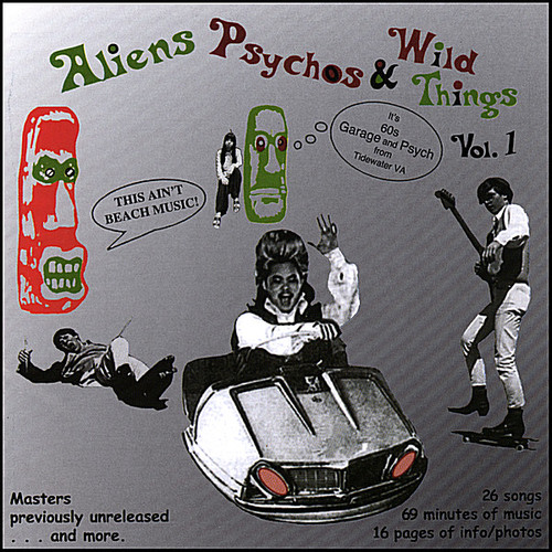 Aliens Psychos & Wild Things 1 /  Various