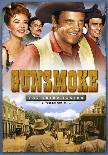 Gunsmoke: The Third Season Volume 2