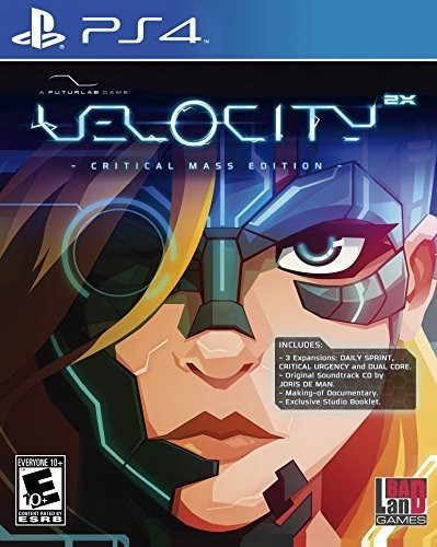 Velocity 2X - Critical Mass Edition for PlayStation 4