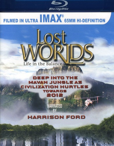Lost Worlds: Mayan Mysteries
