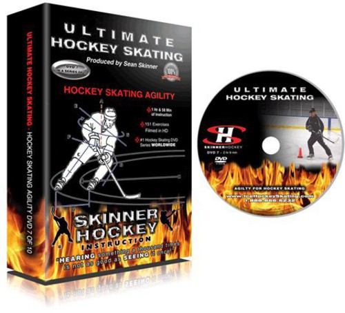 Agility for Hockey Skating