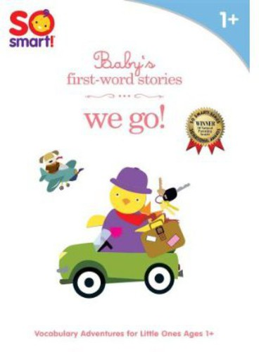 So Smart! Baby's First Word Stories: We Go!