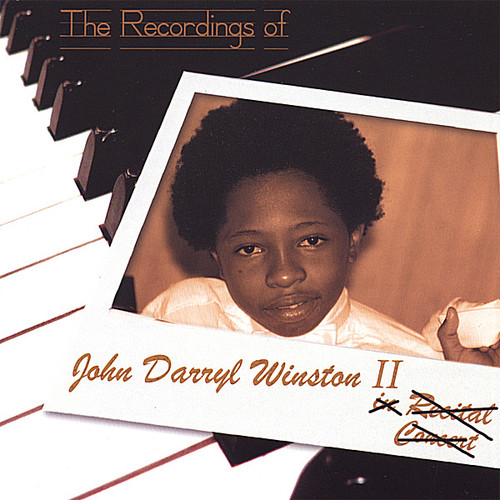 Recordings of John Darryl Winston 2nd