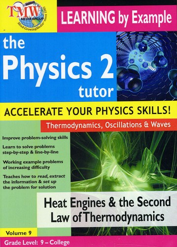 Heat Engines & the Second Law of Thermodynamics