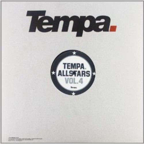 Tempa Allstars, Vol. 4 [EP]