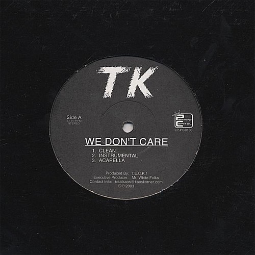 We Don't Care!
