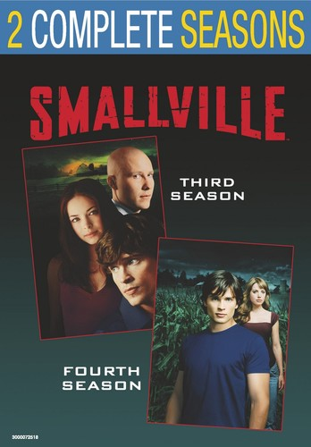 Smallville: Season 3 And Season 4