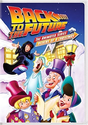 Back to the Future: The Animated Series: Dickens of a Christmas