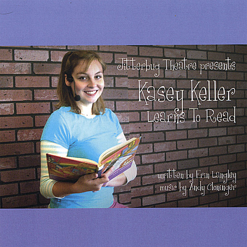 Kasey Keller Learns to Read!