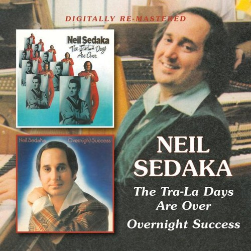 Tra la Days Are Over /  Overnight Success [Import]