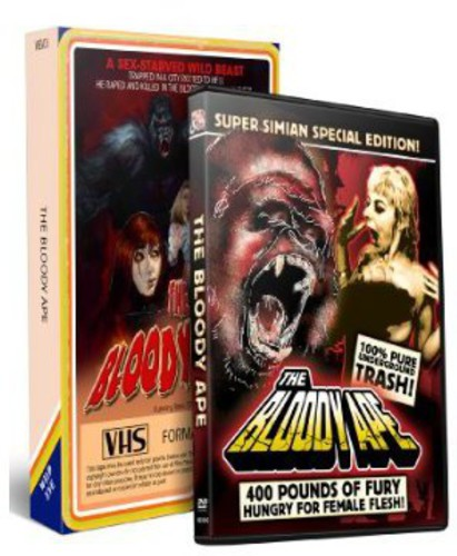 Bloody Ape (DVD/ VHS Combo)