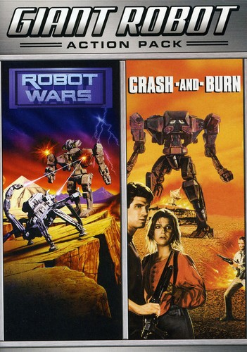 Giant Robot Action Pack