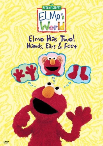 Elmo's World: Elmo Has Two! Hands, Ears & Feet