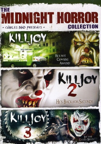 The Midnight Horror Collection: Killjoy Triple Feature