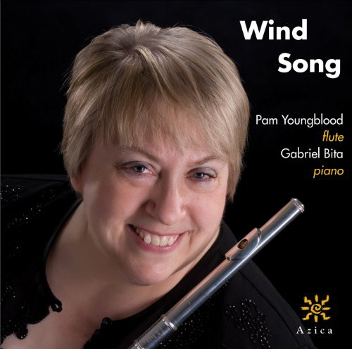 Wind Song: New American Classics for Flute & Piano